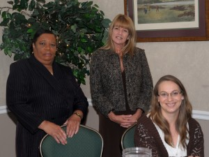 Coalition Staff: Vilma Davis, Carla Burkhead and Michelle Kukec