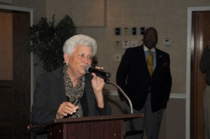 Our Keynote Speaker, Sheila Lopez, Homeless Advocate and former COO of Catholic Charities